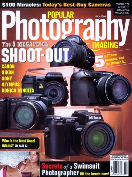 Popular Photography Cover - 6/14/2004