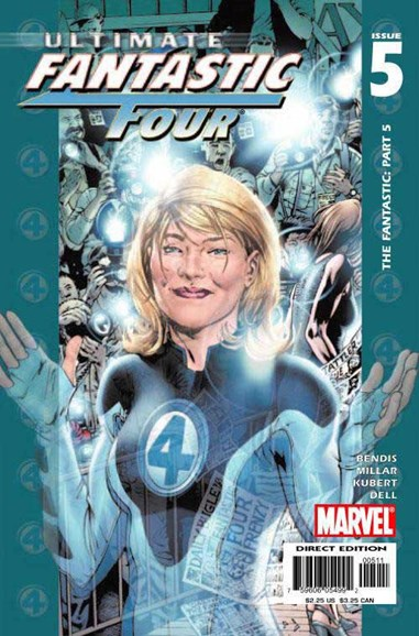Fantastic Four Cover - 5/12/2004