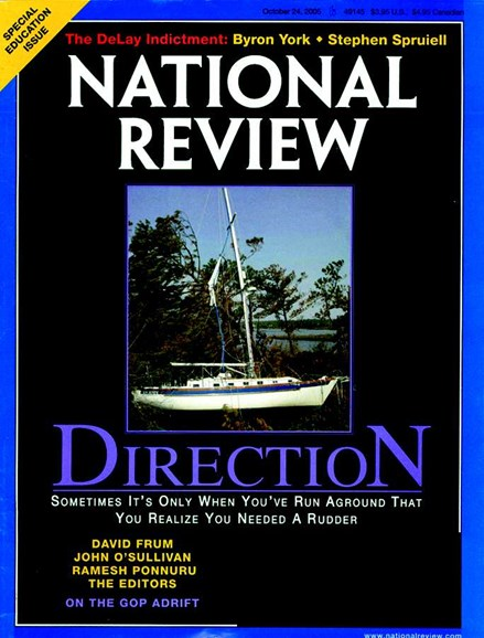National Review Cover - 3/14/2006