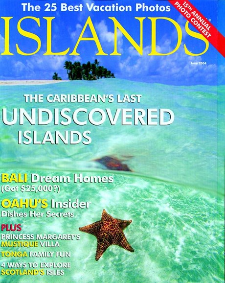 Islands Cover - 6/1/2004
