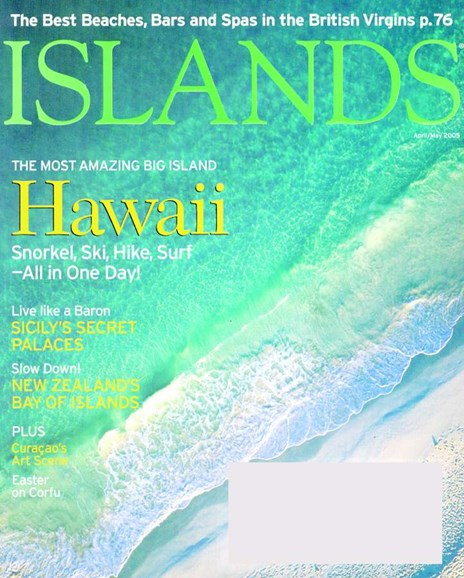 Islands Cover - 4/1/2005