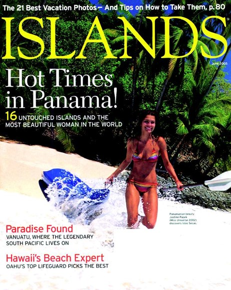 Islands Cover - 6/1/2005