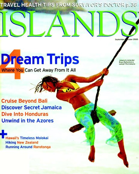 Islands Cover - 10/1/2005