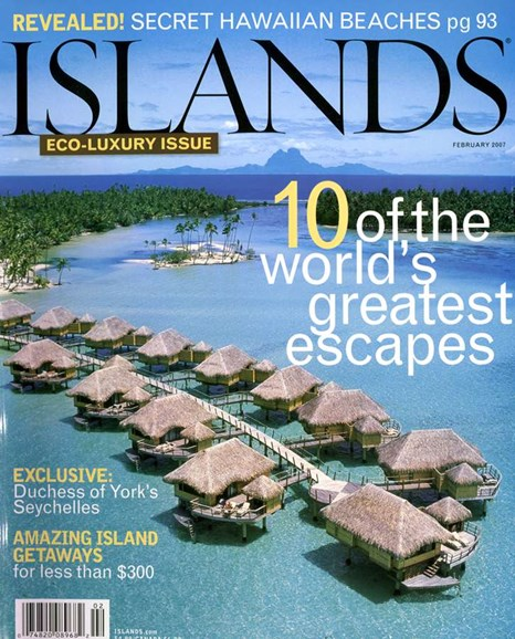 Islands Cover - 2/1/2007