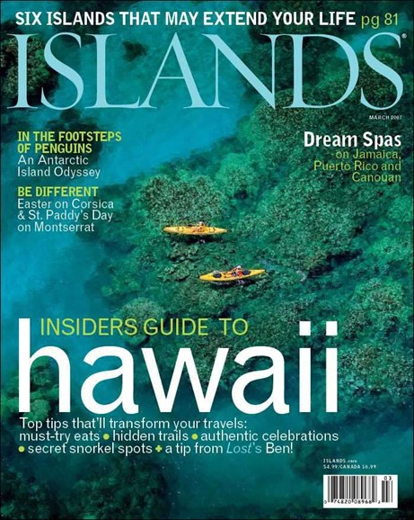 Islands Cover - 3/1/2007