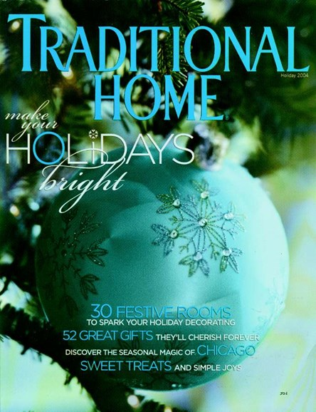 Traditional Home Cover - 12/1/2004