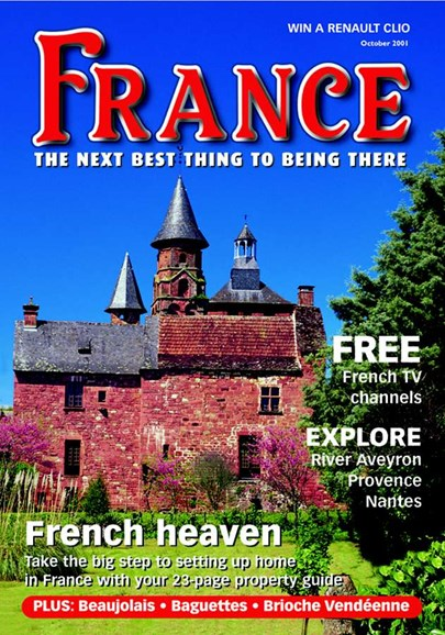 France Cover - 5/1/2008
