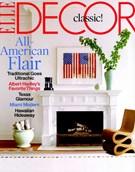 ELLE DECOR Magazine 8/1/2004