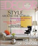 ELLE DECOR Magazine 4/1/2007