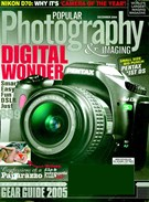 Popular Photography Magazine 12/1/2004