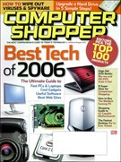 Computer Shopper (digital only) 11/1/2006