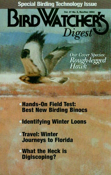 Bird Watcher's Digest Cover - 12/1/2004