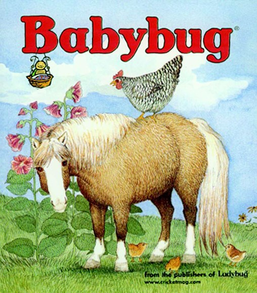 Babybug Cover - 7/1/2005