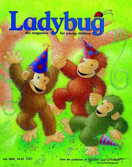 Ladybug Cover - 7/7/2004