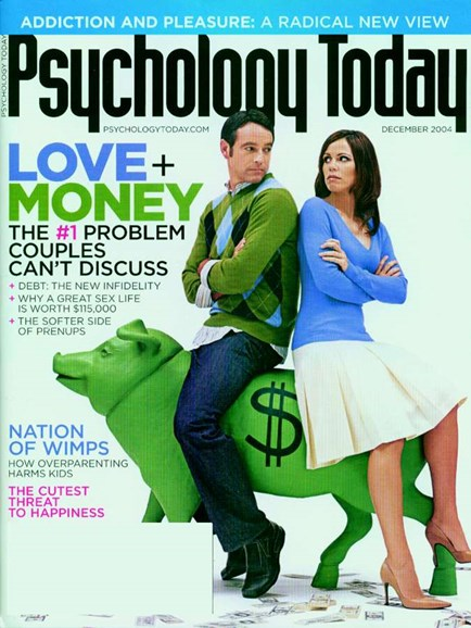 Psychology Today Cover - 12/1/2004