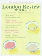 London Review Of Books 5/1/2005