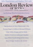 London Review Of Books 5/14/2006