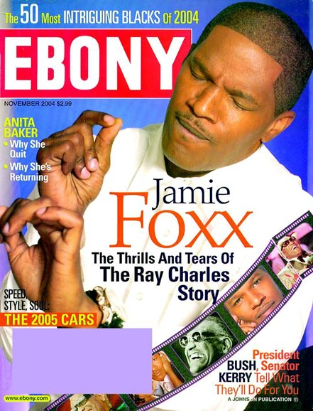 Ebony Cover - 11/1/2004