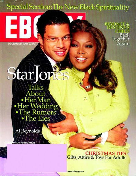 Ebony Cover - 12/1/2004