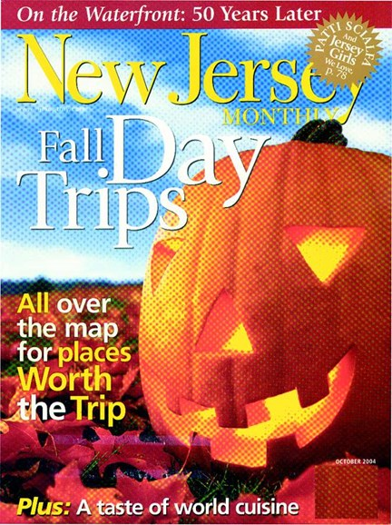 New Jersey Monthly Cover - 10/1/2004