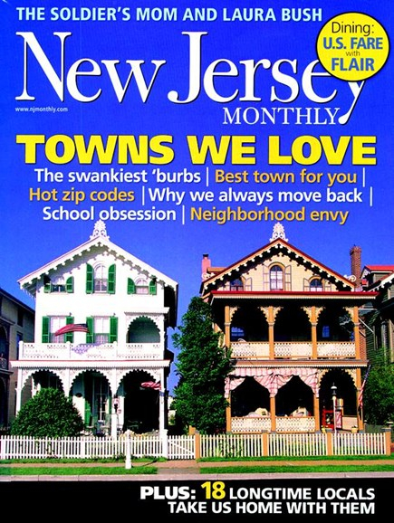 New Jersey Monthly Cover - 5/1/2005
