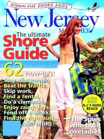 New Jersey Monthly Cover - 6/1/2005