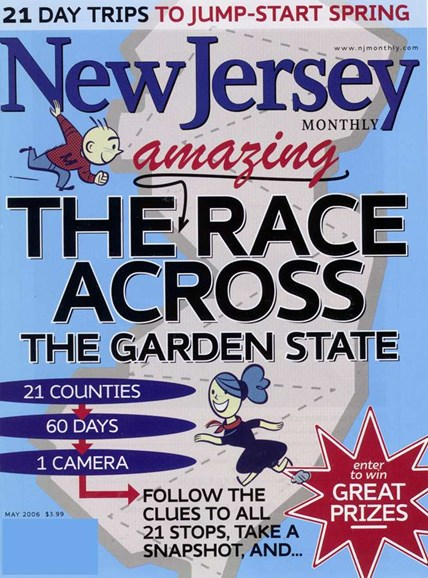 New Jersey Monthly Cover - 5/1/2006