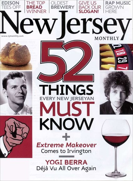 New Jersey Monthly Cover - 7/1/2006