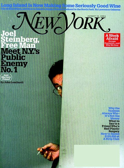 New York Magazine Cover - 6/30/2004