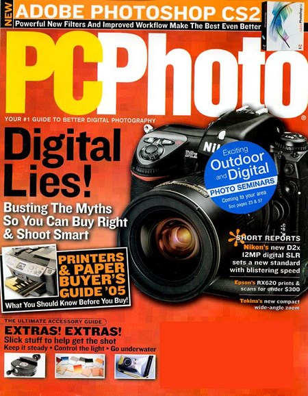Digital Photo Cover - 7/1/2005