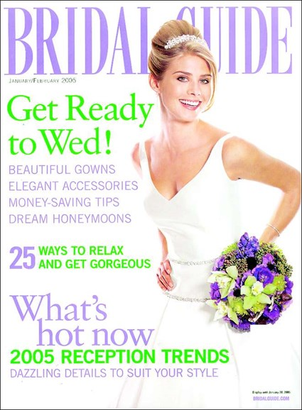 Bridal Guide Cover - 1/1/2004