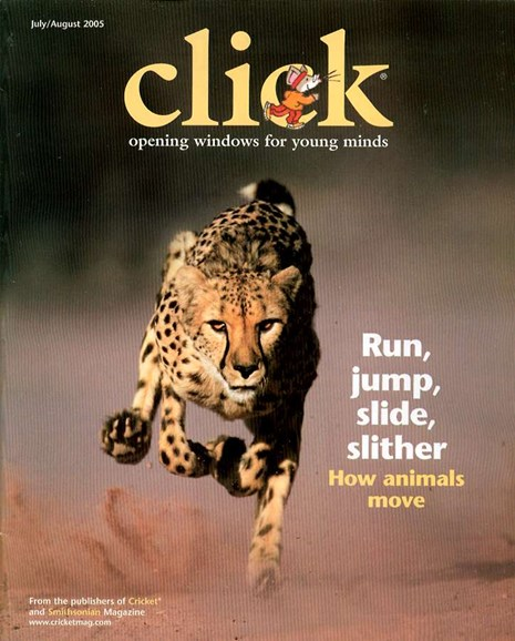 Click Cover - 7/1/2005