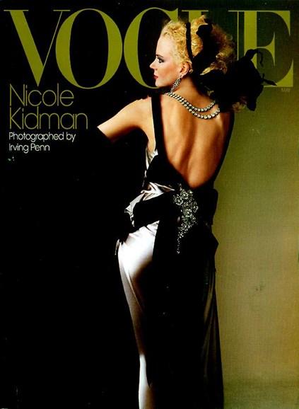 Vogue Cover - 5/1/2004