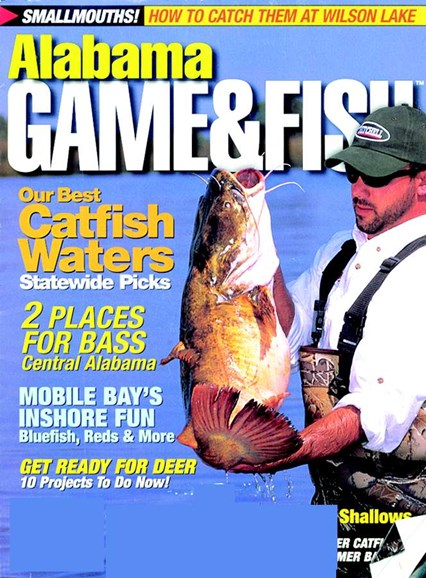 Alabama Game & Fish Cover - 6/1/2005