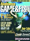 Alabama Game & Fish | 9/1/2005 Cover