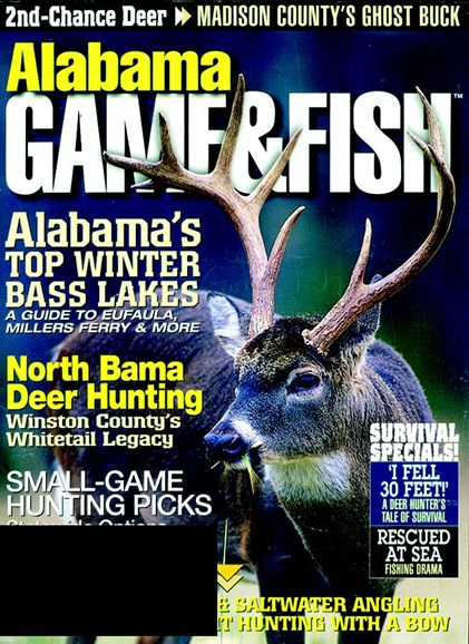 Alabama Game & Fish Cover - 1/1/2006