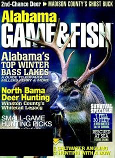 Alabama Game & Fish   1/2006 Cover