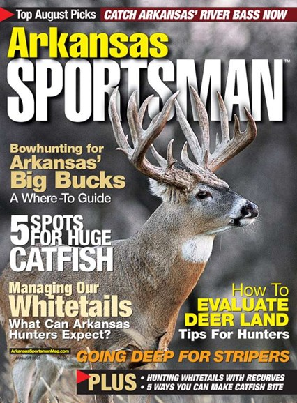 Arkansas Sportsman Cover - 8/1/2005