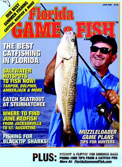 Florida Game & Fish Cover - 6/1/2002
