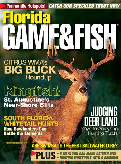 Florida Game & Fish Cover - 8/1/2005