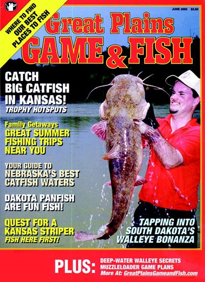Great Plains Game & Fish Cover - 6/1/2002