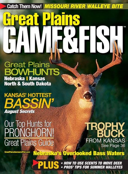 Great Plains Game & Fish Cover - 8/1/2005