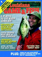 Louisiana Game & Fish 4/1/2002