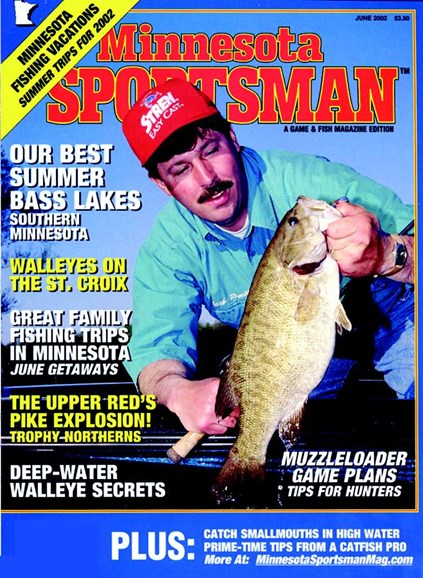 Minnesota Sportsman Cover - 6/1/2002