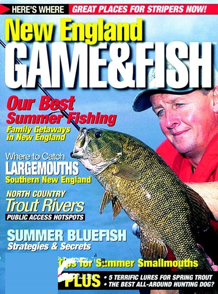 New England Game & Fish Cover - 6/1/2005