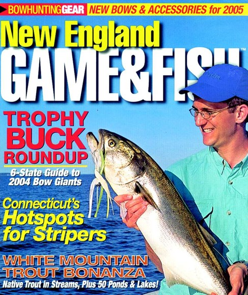 New England Game & Fish Cover - 7/1/2005