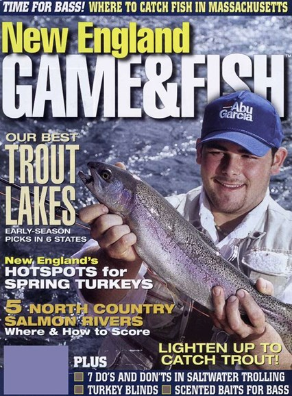 New England Game & Fish Cover - 5/1/2006