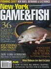 New York Game & Fish   2/1/2007 Cover