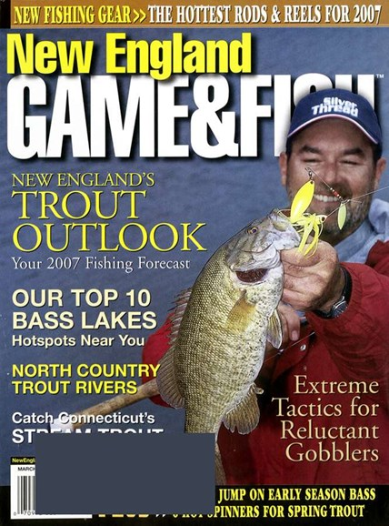 New York Game & Fish Cover - 3/1/2007