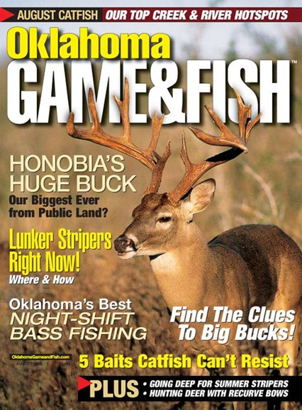 Oklahoma Game & Fish Cover - 8/1/2005